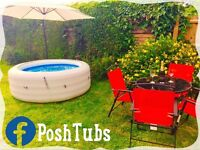 PoshTubs Hot Tub Hire