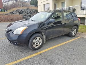 2008 Nissan Rogue SUV, Crossover, 2 Wheel Drive, New MVI