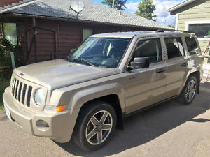 2009 Jeep Patriot North Edition - 89,000km