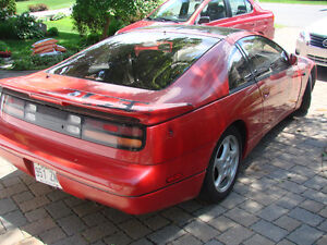 300zx twin turbo fairlaidy nismo 2by2 West Island Greater Montréal image 6
