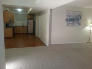 Newly Renovated Bi Level Basement for Rent- Available Now