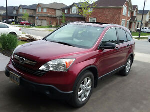 2009 HONDA CR-V EX SUV, AWD---SUNROOF---CERT. & E-TESTED