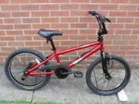 Raleigh Burner BMX bike, good used condition