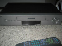 Proscan 4 head stereo VCR Made in Japan
