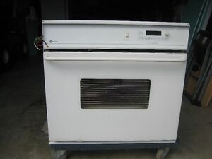 maytag built in oven