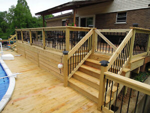 ‼️‼️‼️✅☎️Deck / Landscaping / Fence ✳️‼️587-897-2125‼️☎️✅‼️‼️‼️ Edmonton Edmonton Area image 8