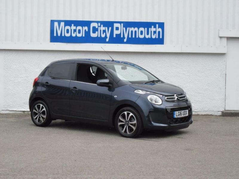 2016 16 CITROEN C1 1.2 PURETECH FLAIR 5D 82 BHP