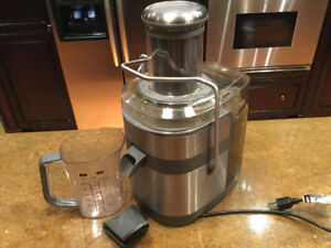 JAMBA Juicer 67901C High Performance Juice Extractor 1100 watts