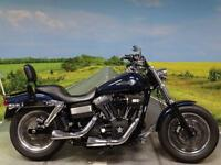 Harley Davidson FXDF Fat Bob 2008 with Stage 1