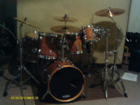 40 year Rogers drum kit (reduced)