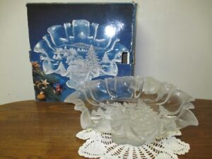 Walther Glas Centerpiece Star Candy or Cake Plate