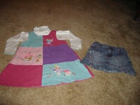 Size 3 outfits