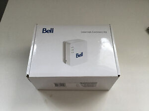 Bell internet connection kit