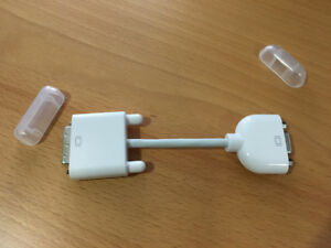 New Apple DVI to VGA Adapter
