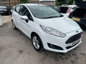 image for FORD FIESTA ZETEC 2014 Petrol Manual in White