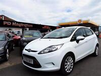2009 FORD FIESTA 1.4 TDCi Edge + GBP20 ROAD TAX + FULL SERVICE HISTORY