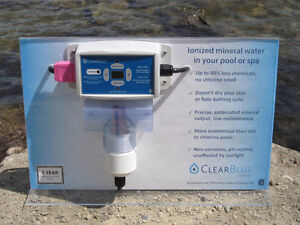 Clear Blue Ionizer Model A 800