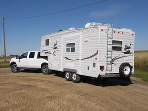 Nash 24 ft. 5th Wheel All Weather Coach