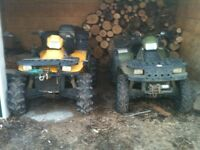 2003 and 1998 500 sportsmans
