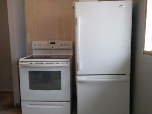 300 for fridge and stove.
