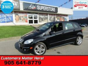 2011 Mercedes Benz B-Class B 200  ALLOYS PWR-GROUP AUTO