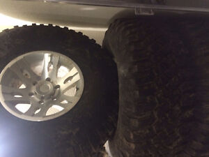 tires and rims***** PRICE REDUCED