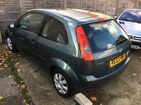 Ford Fiesta mk6 for sale 12 months mot £600 Ono