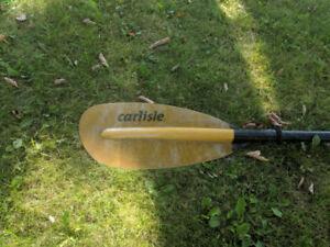 Carlisle kayak paddle
