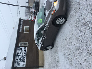2012 Honda Sedan only 34769km very clean no accident car proof