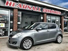 image for 2012 62 SUZUKI SWIFT 1.2 SZ4 5D 94 BHP AUTO ONLY 33K EXCELLENT HISTORY 12M MOT