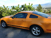 2007 Ford Mustang Pony Package Coupe (2 door)