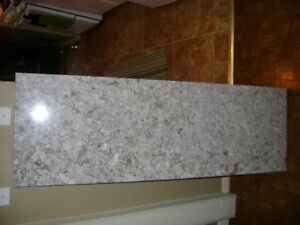 Marble counter top. Cambrian brand.