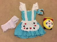 Leg Avenue Alice in Wonderland fancy dress