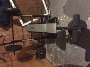 For Sale weight set