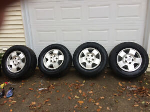 """Toyota Tundra 18"""" factory Alloy truck rims for sale"""