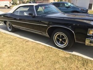 Rare 1975 Pontiac Convertible for Sale or Trade