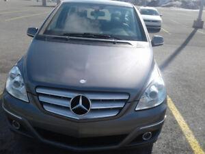 Mercedes Benz B200  2010  6500$