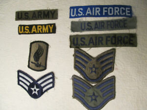 USA Military collectables