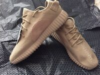 YEEZY BOOST 350 Adidas Oxford Tan Unisex Trainers