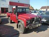 Land Rover Defender 110 Td High Capacity Pick Up Pick-Up 2.2 Manual Diesel
