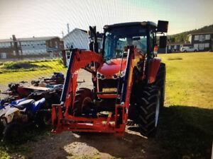 Tracteur Massy Ferguson