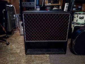"""Vintage Vox 2x12"""" Cabinet"""