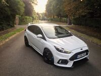 Ford Focus RS Mk3 66 reg sept 2016