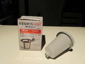 Keruig hot My K cup reusable coffee filter- brand new.
