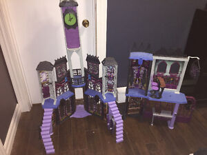 Monster High toy clean out