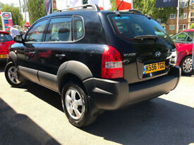 Hyundai Tucson 2.0 GSI**ONE OWNER FROM NEW**FULL SERVICE HISTORY**KIA SPORTAGE?*