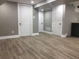 Newly Renovated 2 Bedrooms Basement Apartment - May 1st