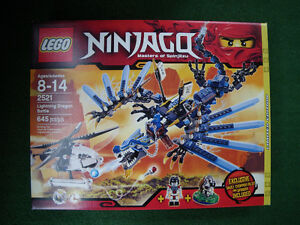 Lego 2521 Ninjago Lightning Dragon Limited Edition