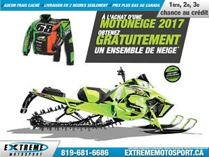 2017 Arctic Cat M 8000 MOUNTAIN CAT (153) 46,87$/SEMAINE