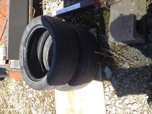 2 Used Contipro Contact Tires Like New 17Inch MS